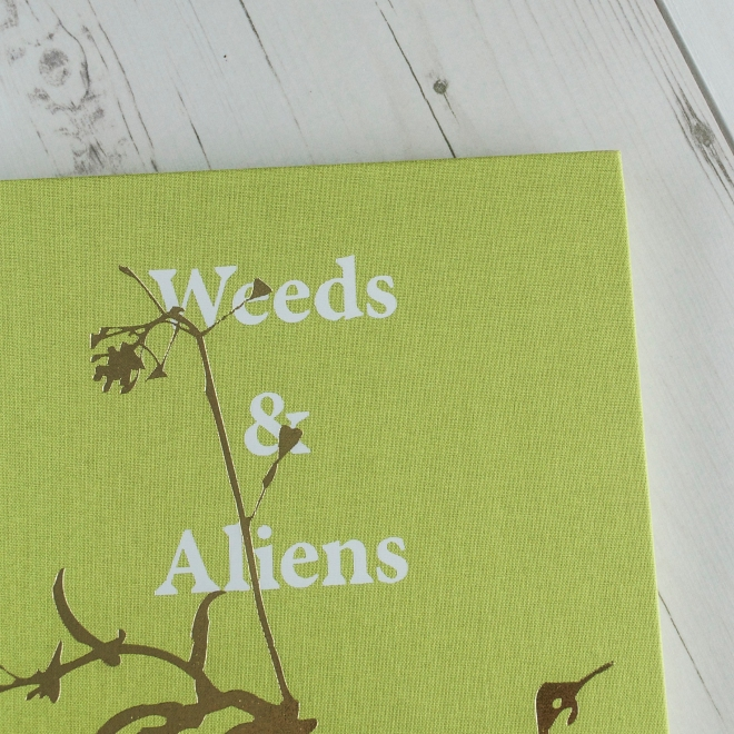 Weeds & Aliens - An Unnatural History of Plants by B.A. Huseby book via http://www.ellasplace.me